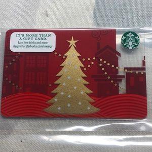 ❤️ 10/$8 ❤️ 2013 Holiday Tree Gift Card NO VALUE